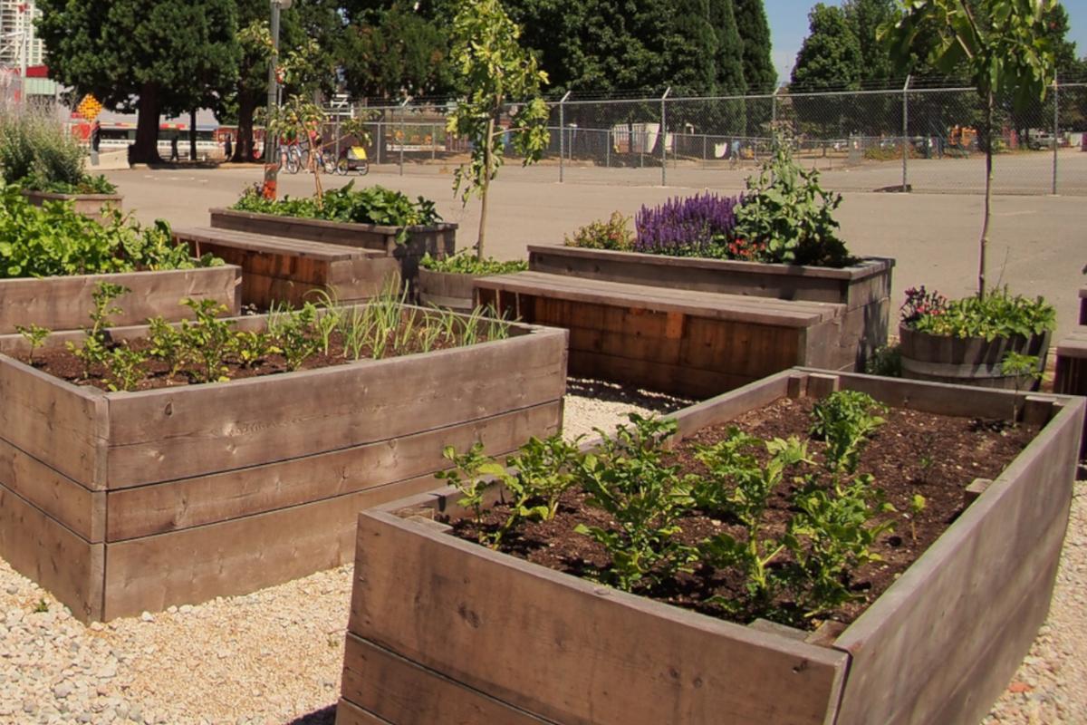 Comment Fabriquer Une Jardiniere En Bois De Palette