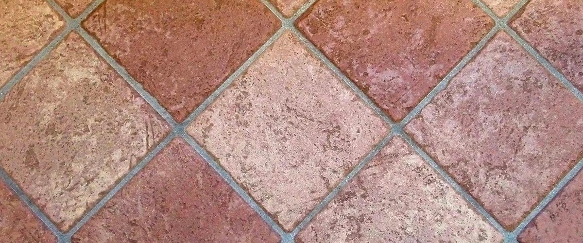 Carrelage au sol