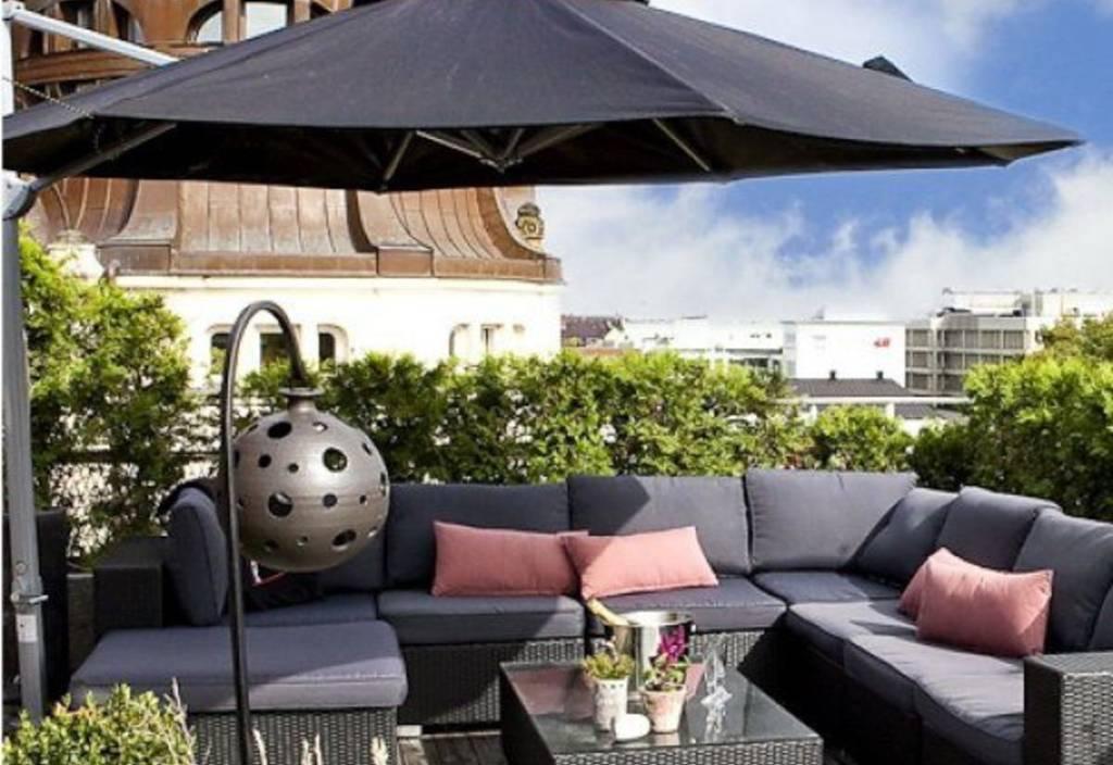 parasol de balcon
