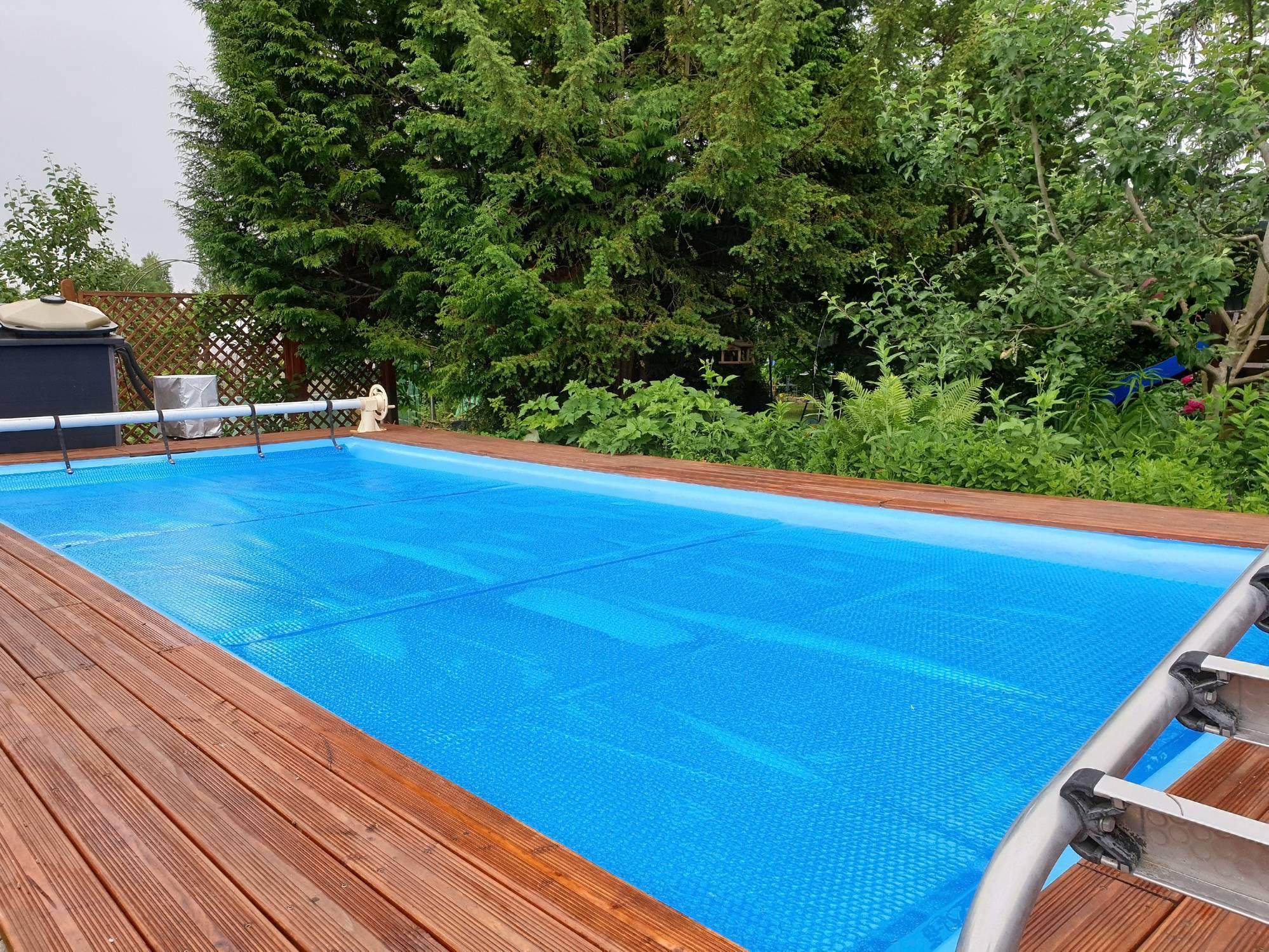 équipements pour piscine